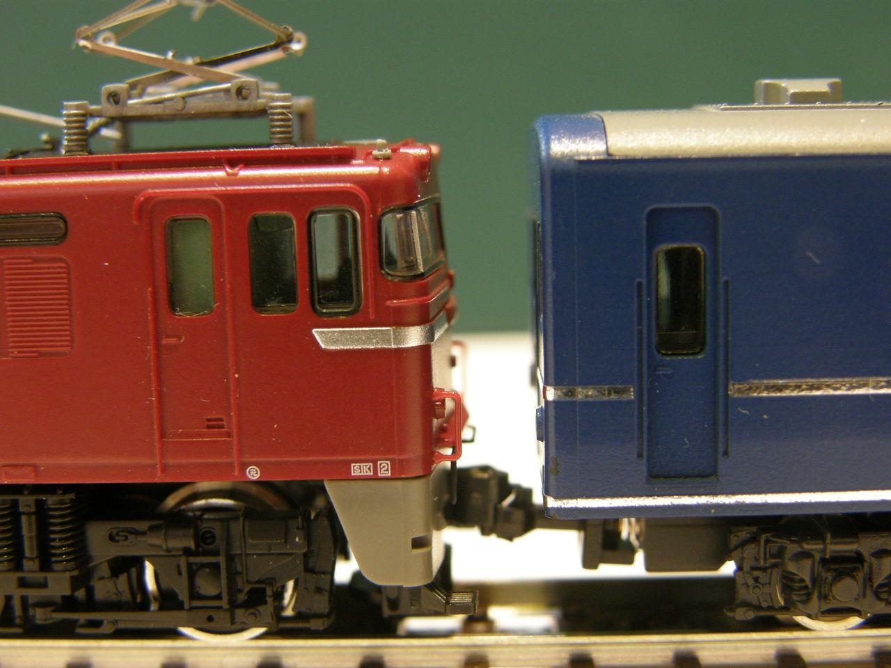エヌゲ道 since 2015 ~Nゲージ鉄道模型とフィギュアとか何たら~  「車間短縮ナックルカプラー」コメント                        KOU