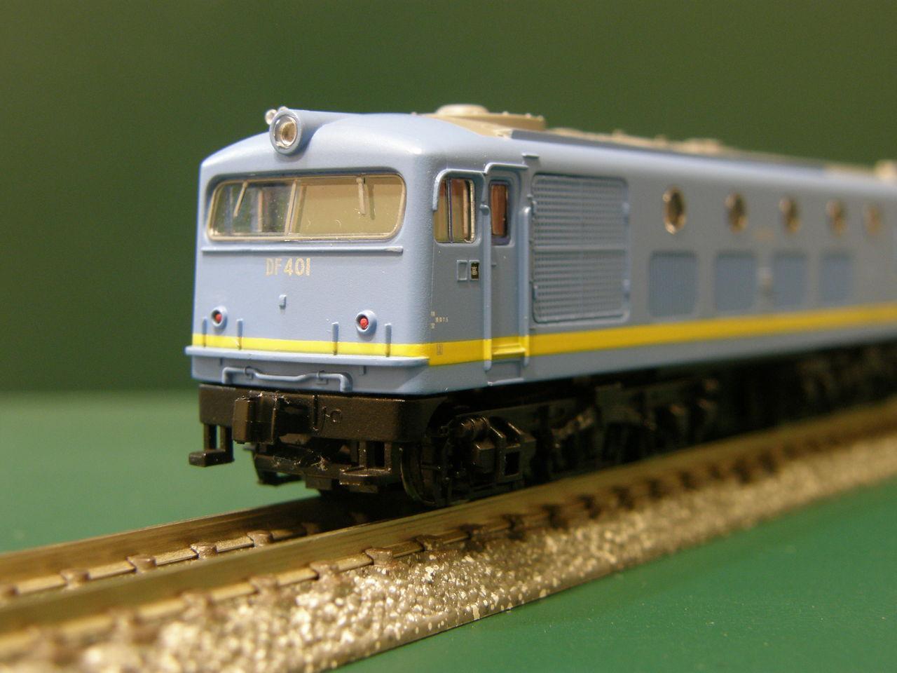 マイクロエース「DF40形 ディーゼル機関車」 : エヌゲ道 since 2015 ...