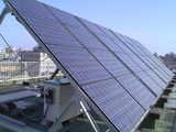 市民共同発電所「照葉」ちゃん@NPOハウス屋上