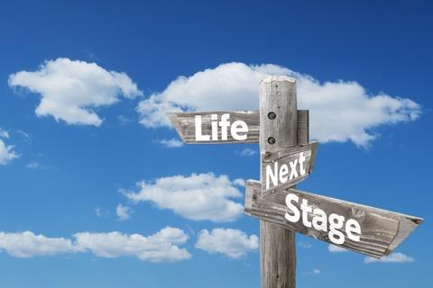 人生後半戦は下り坂(1) - 学び、働き、暮らし、生きる