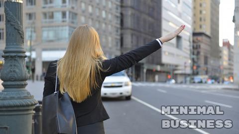 目線を変えるとミニマルビジネスになる #6 乗客目線のタクシー