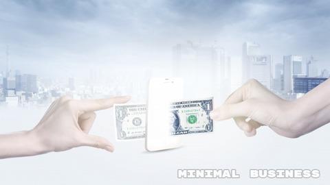 ミニマルビジネス用の銀行口座とクレカは早めに作っておく