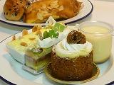 ケーキ&パン