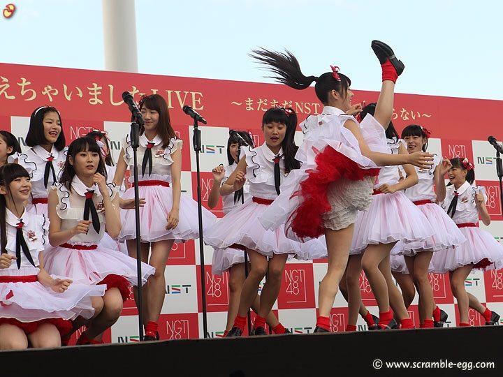 NGT48まとめトキ!【NGT48のまとめ】【NGT48】本日のライブで加藤美南が前宙を披露(画像あり)コメントコメントする