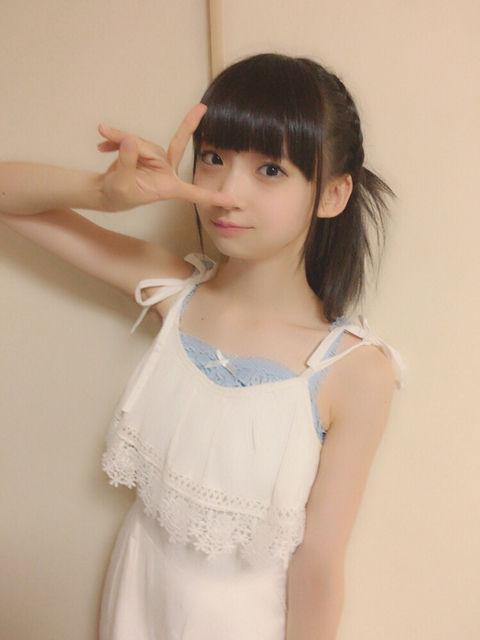荻野由佳さんの水着