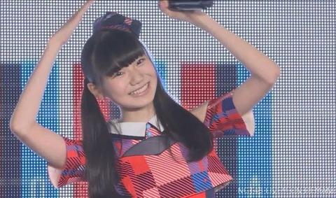 【NGT48】藤崎未夢公演デビュー!ユニットは「祈りはどんな未来もしあわせに変える」【誇りの丘公演】
