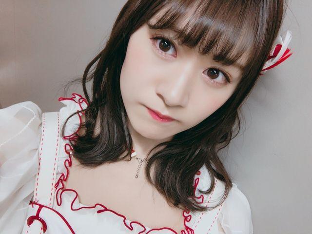 顔の肌がきれいな加藤美南さん