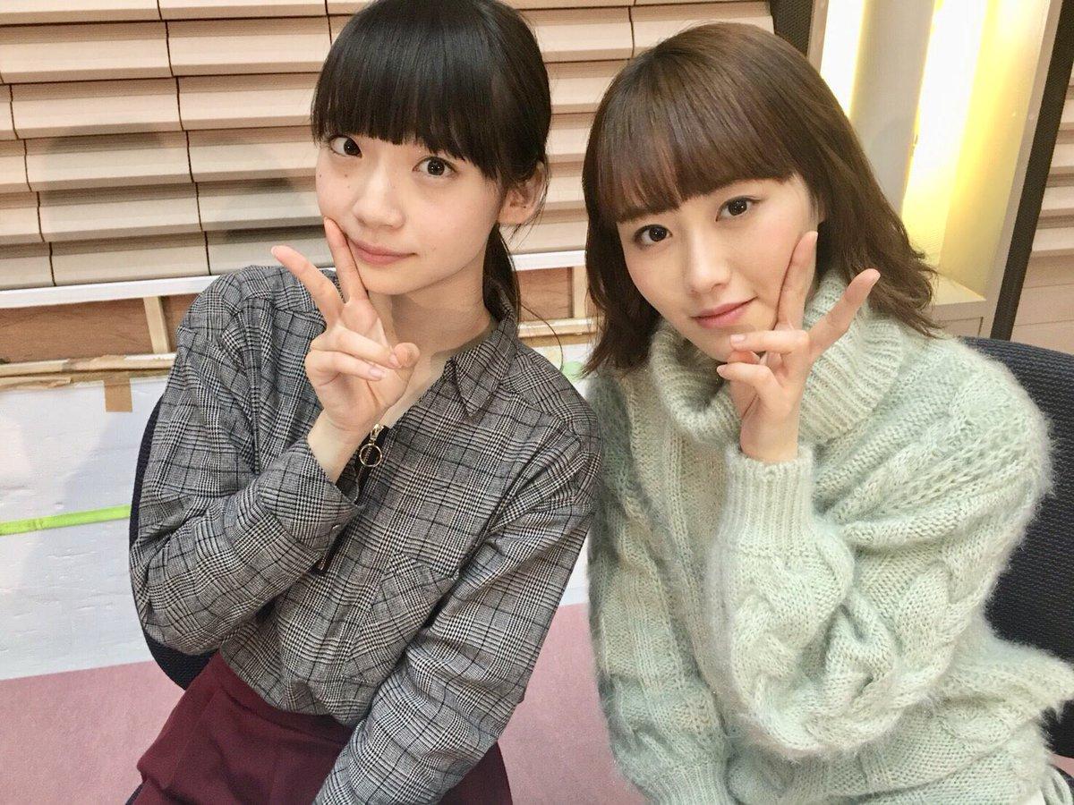 ヘアスタイルが素敵な荻野由佳さん