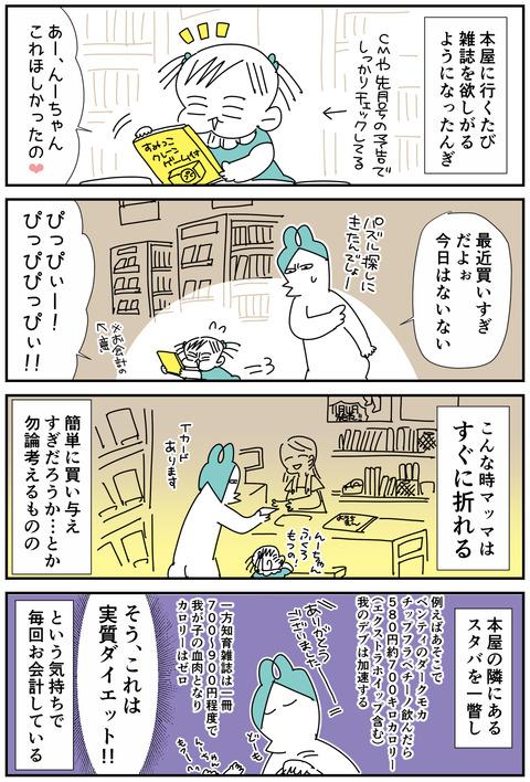 ワイドんぎ雑誌ダイエット
