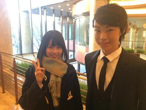 【緊急ネタ報】乃木坂生田、イケメンとの2ショット写真流出