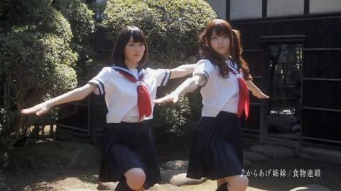 【乃木坂46】からあげ姉妹を個人PVだけで終わらせないでくれ!