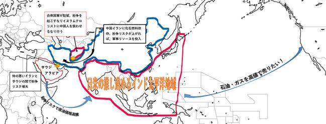 米国の石油輸出と対中コントロール