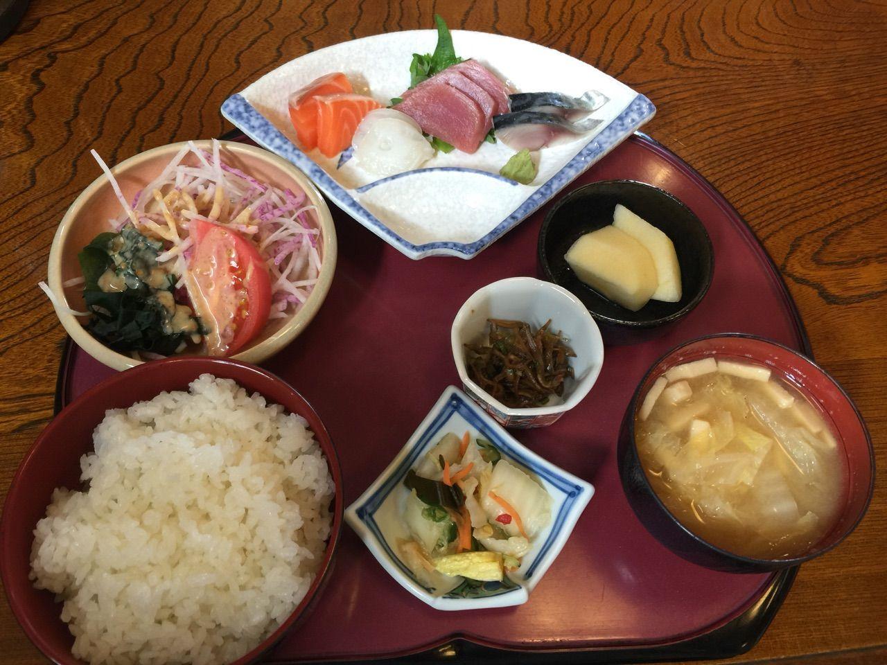 焼魚定食 - 磯料理 あづまの口コミ - トリップアドバ …