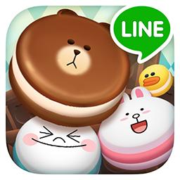 Line Game ブラウン コニーなどのlineキャラクターが3dになって登場 マップ型パズルゲーム Line スイーツ 本日より事前登録開始 ニュース Line株式会社