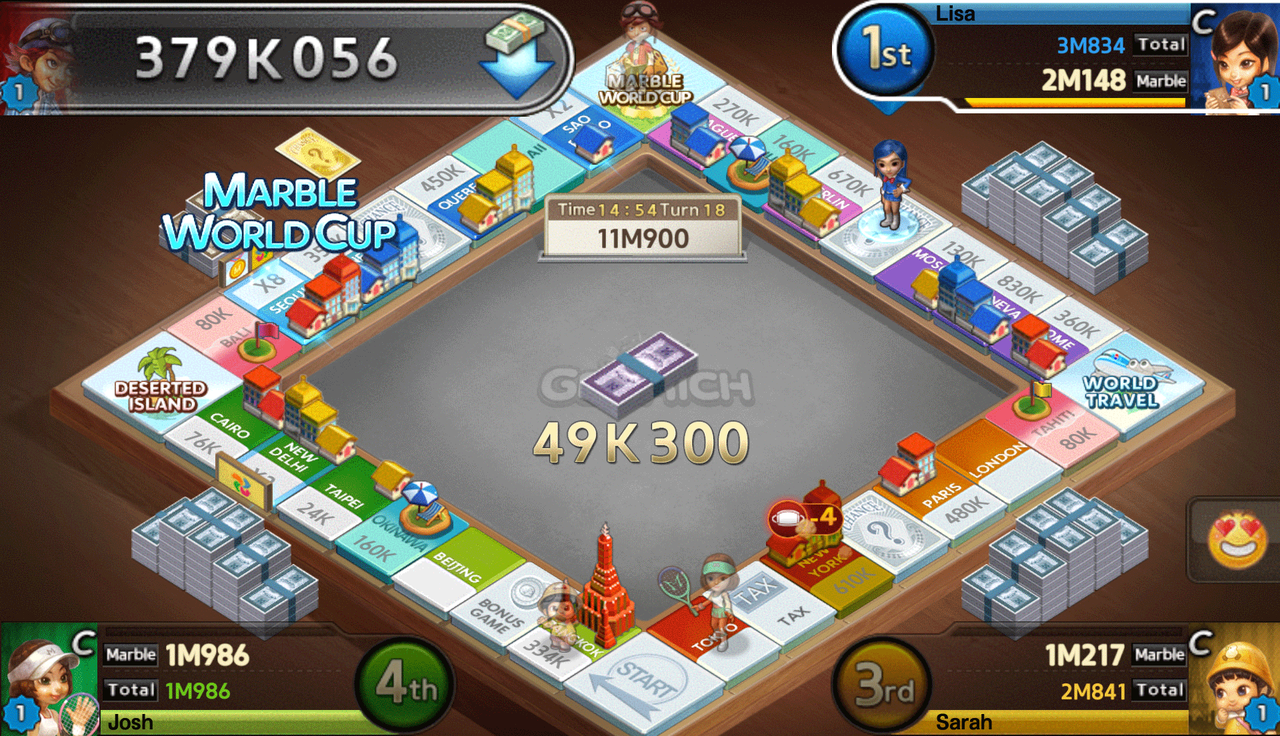 get richer game