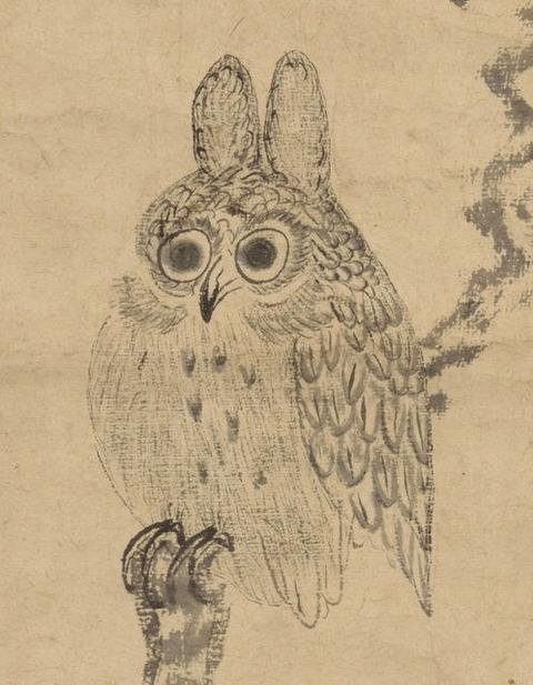 徳川家光「ヒマやから絵でも描いてみようかな?」