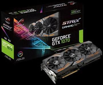 GPU】 GTX1070のVRAM問題が解決したBIOS、MSI / Gigabyte / ASUS