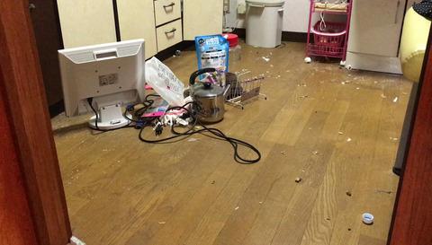 キッチン床-いるもの