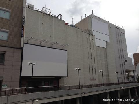 2013040628閉店後のグルメシティ町田店の様子