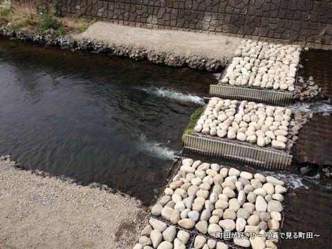 2013032362恩田川で何の工事