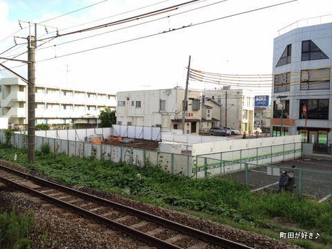 2012091708成瀬駅南口自転車駐車場