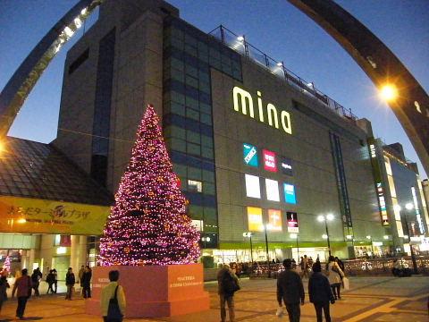 2008112902.jpg 町田ターミナルプラザのクリスマスツリー