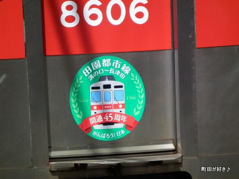 20110723012長津田駅開業45周年記念イベント