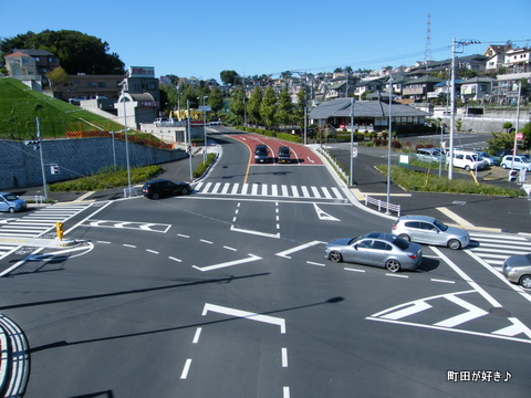 20091103080 鎌倉街道今井谷戸交差点