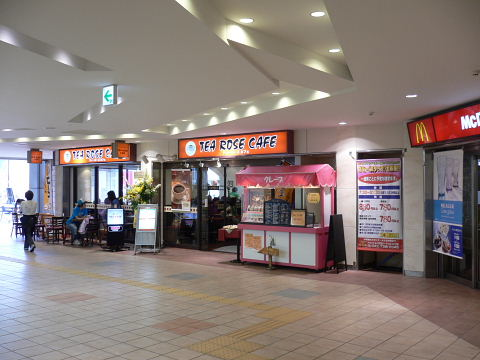 2009053006.jpg TEA ROSE CAFE ティーローズカフェ 5/28オープン