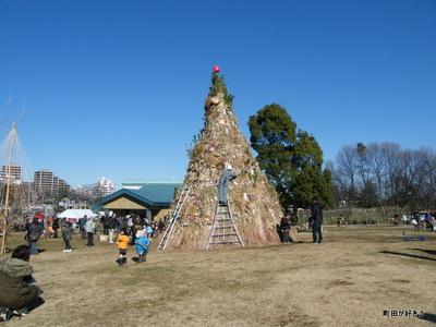 20100117023第8回小山内裏公園どんど焼き