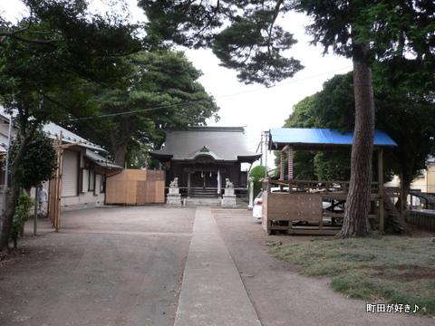 2009092704 金森杉山神社