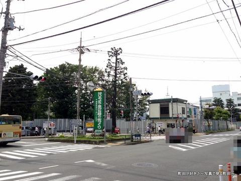2013063014町田市役所・旧庁舎がスッキリ!