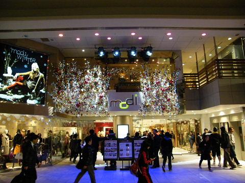 2008112924.jpg 町田モディ クリスマスイルミネーション