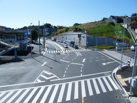 20091103079 鎌倉街道今井谷戸交差点