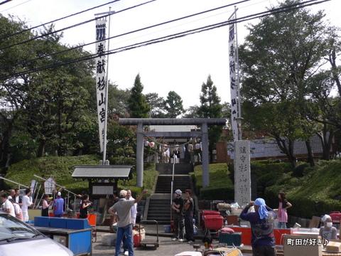 2009091303 成瀬杉山神社 秋祭り