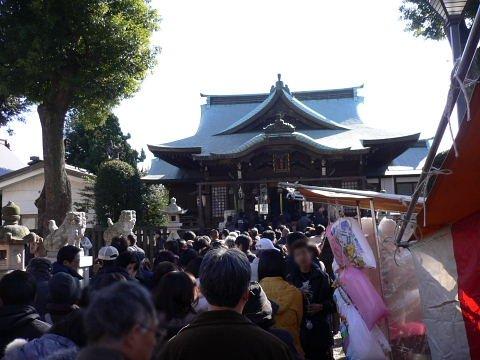2009010123.jpg 町田天満宮の初詣