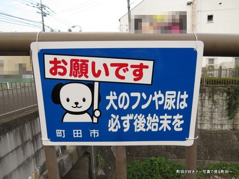 2014101130イヌのお願い@恩田川