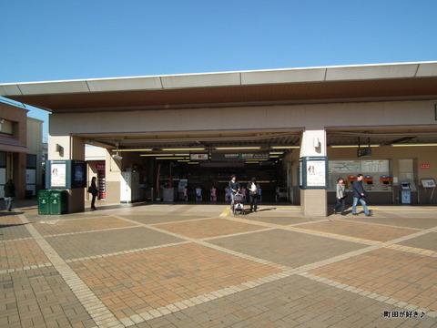 20101106145東急南町田駅