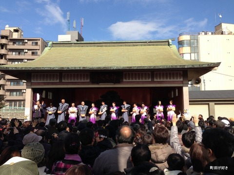2013020321平成二十五 町田天満宮節分祭