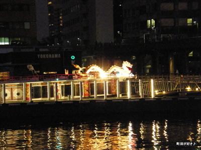 2009111453 横浜の夕景
