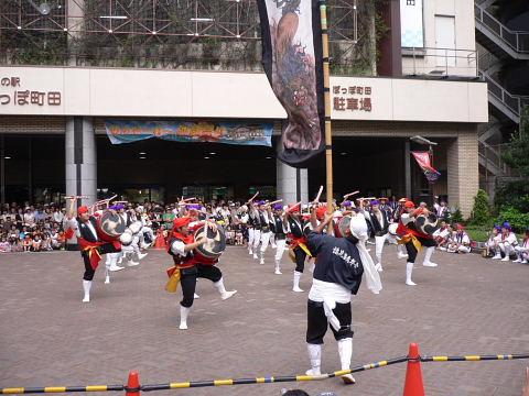 2008091332.jpg 第22回フェスタまちだ2008 町田エイサー祭り