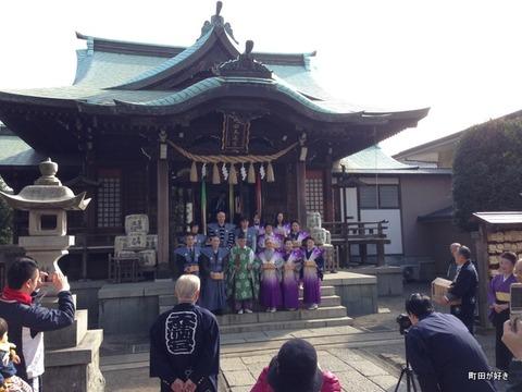 2013020319平成二十五 町田天満宮節分祭