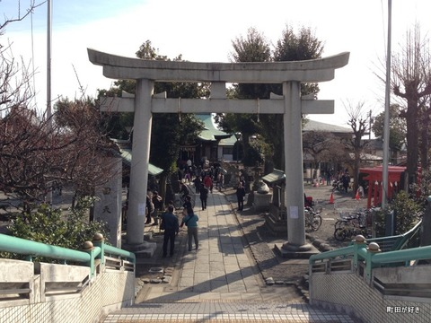 2013020313平成二十五 町田天満宮節分祭