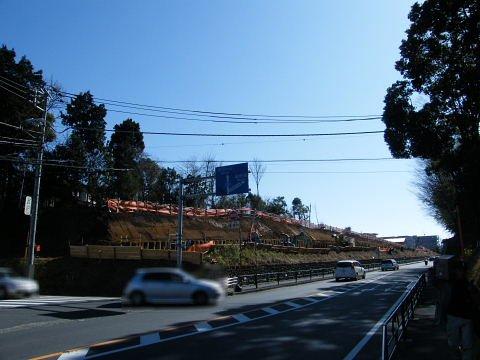 20090208098.jpg 鎌倉街道・鶴川街道工事
