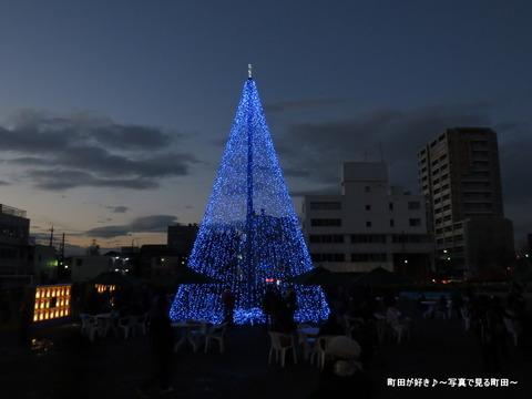 2013122141芝生広場予定地クリスマスイベント(12/21)