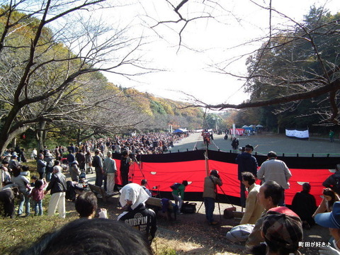 20101128144町田時代祭り・流鏑馬