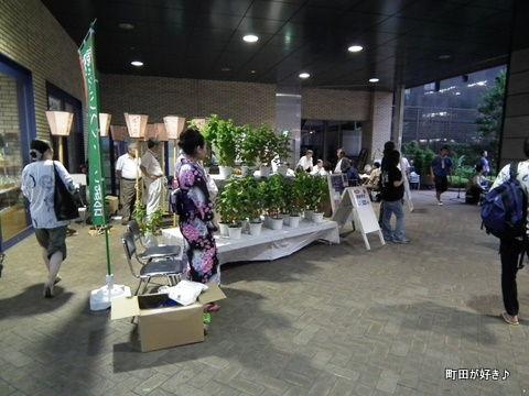 2011080657ゆかた祭り&風の盆@ぽっぽ町田
