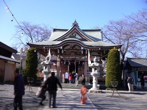 2009010119.jpg 高ヶ坂熊野神社の初詣