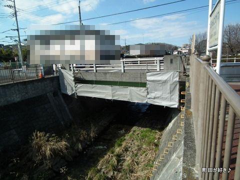 2012021116桜橋@恩田川
