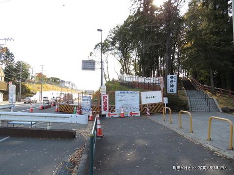 2013120135鎌倉街道・菅原神社前バス停付近